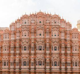 Jaipur - Hotel Stay & Tour