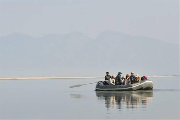 Koshi river rafting (John Keighley)