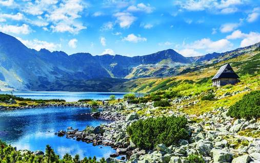 Tatra Mountains Guided Walking Holiday