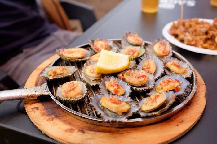 Grilled Limpets, Azores Shutterstock 472174300