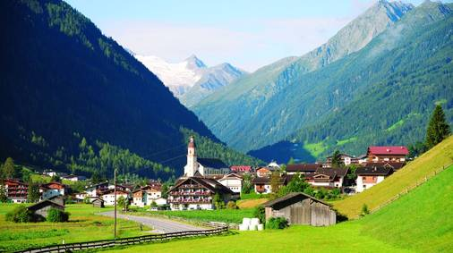 14-Night Stubai Alps & Zillertal Alps Guided Walking Holiday