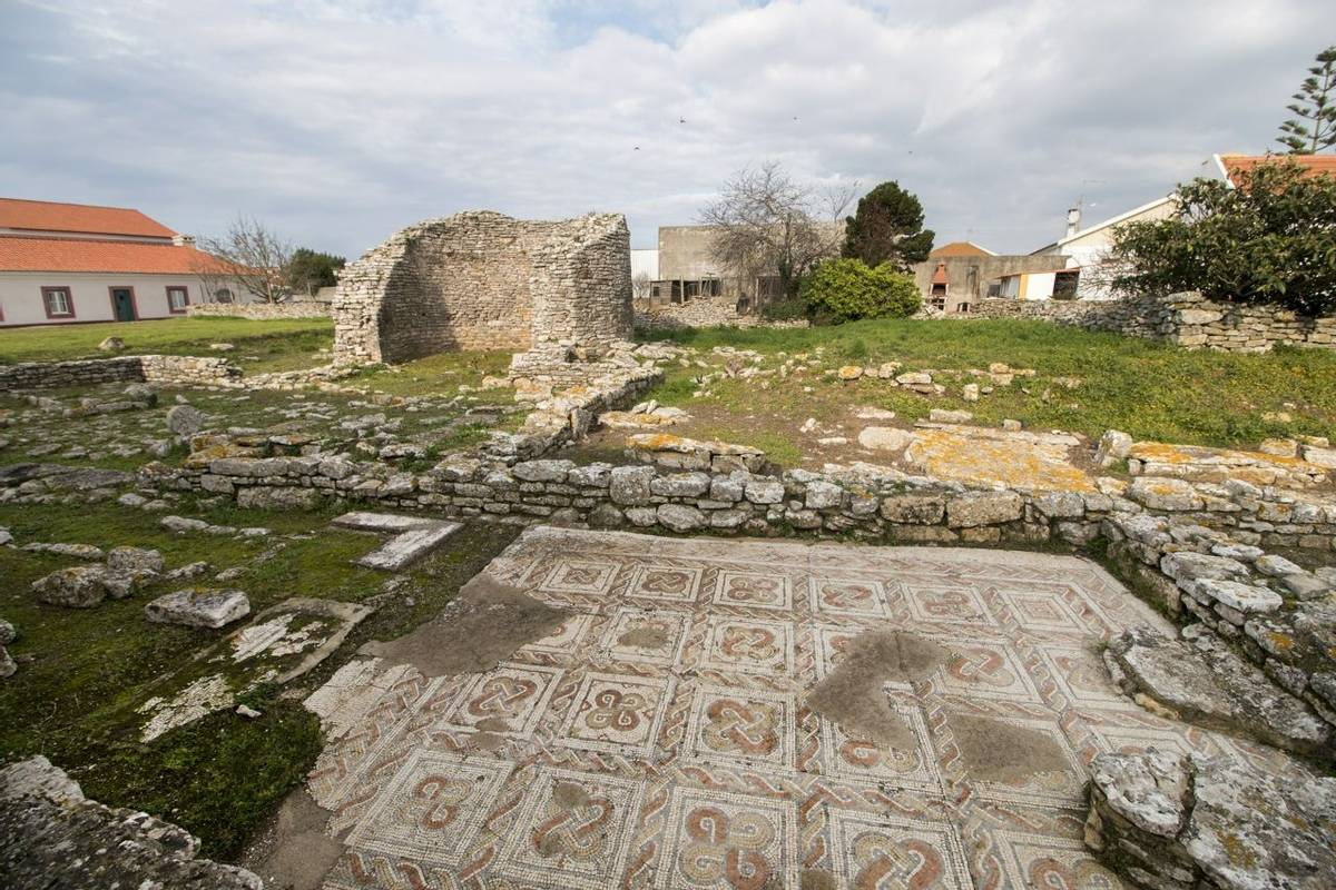 Archeological ruins of Odrinhas