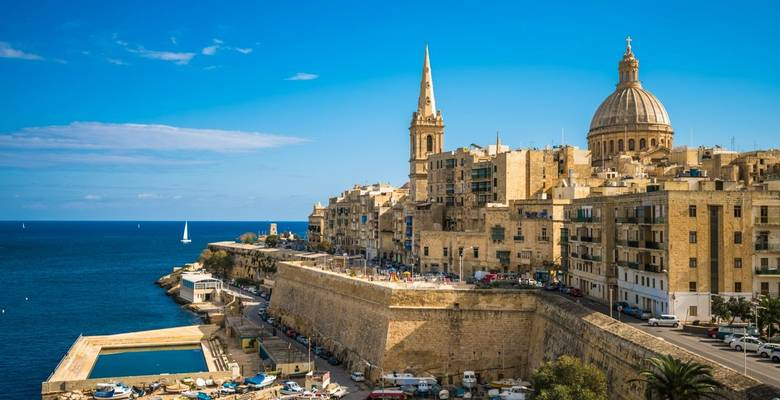 Malta guided walking holiday, Maltese archipelago