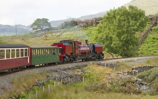 7-night Great Little Trains of Wales