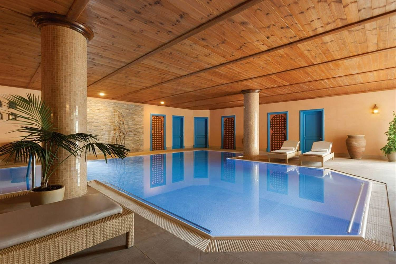 Kempinski San Lawrenz Malta Health And Fitness Travel