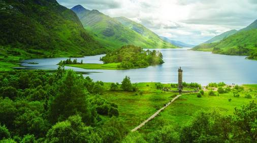 7-Night Scottish Highlands Walking with Sightseeing Holiday