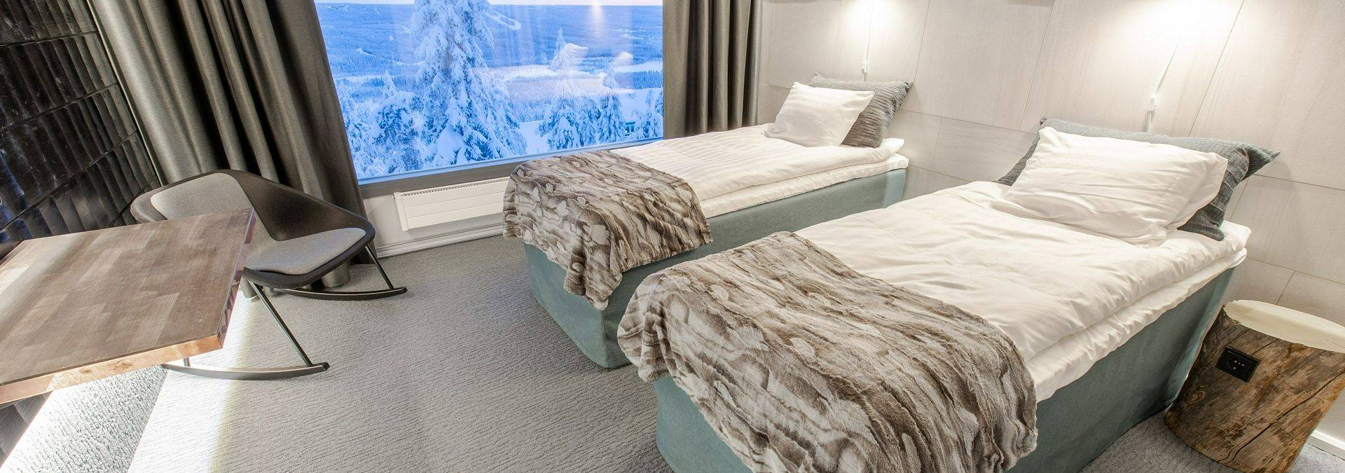RESIZED hotellihuone_morning2 Credit Iso-Syote Hotel