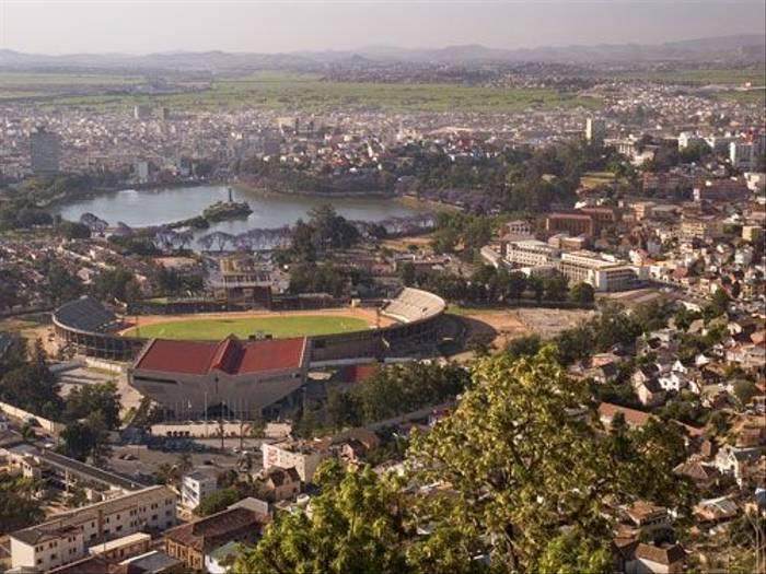 Antananarivo (Paul Stanbury)