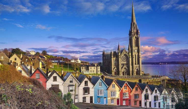 Cobh is a harbour town in County Cork, Ireland and was formerly known as Queenstown. It remains one of the major Irish ports…