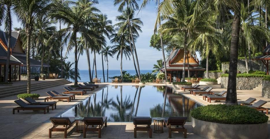 Samantha's Review of Amanpuri, Phuket Thailand