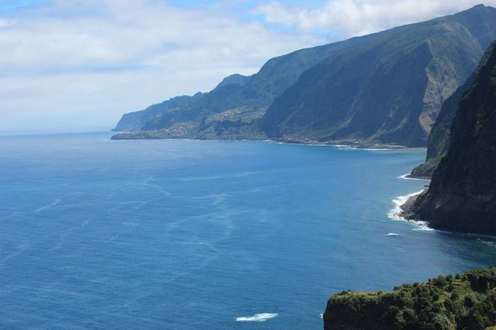 Madeira coastline (Sue Hill)