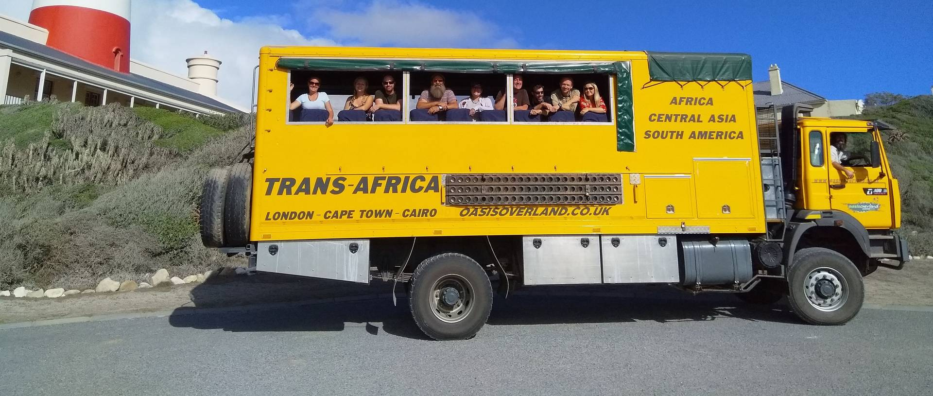 Nala And Group Make It To Cape Town