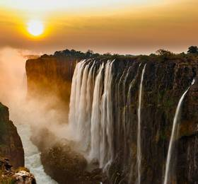 Victoria Falls - Hotel Stay and Tour
