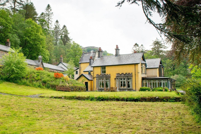 Craflwyn Hall, Beddgelert, Snowdonia