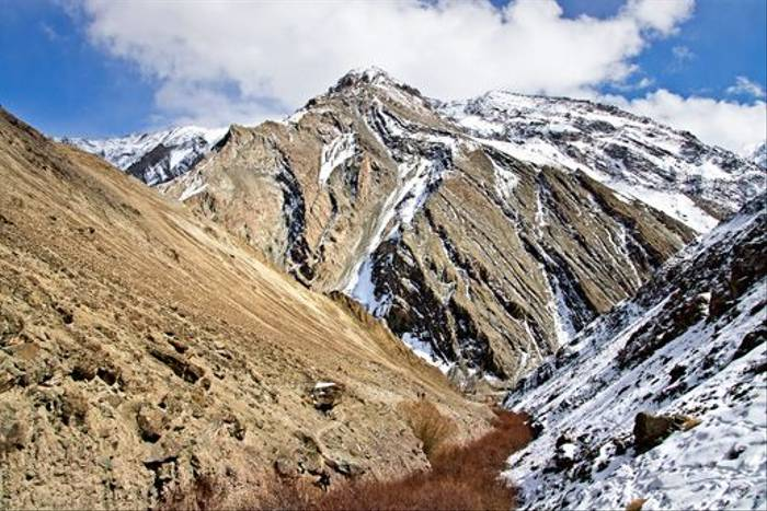 Valley where first Snow Leopard of 2013 was seen (Russell Scott)