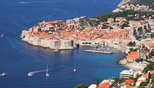 One way Split to Dubrovnik