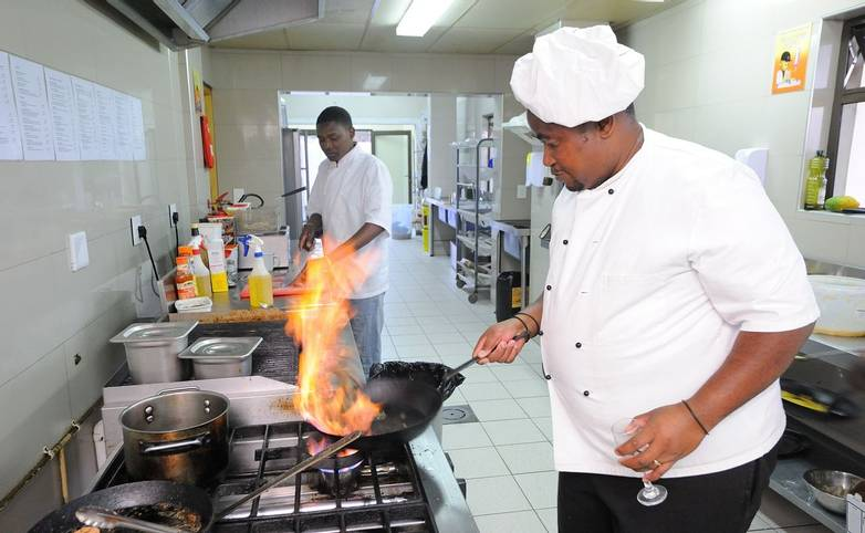 Namibia - Beach Hotel - Restaurant_Kitchen - Agent Photo.jpg