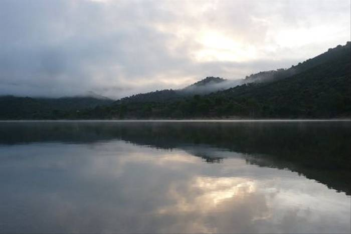 Embalse del Rio Jandula (Byron Palacios)