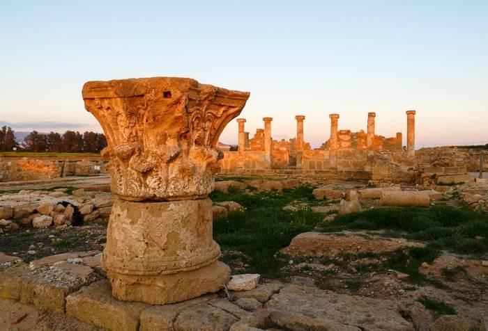 Paphos Archaelogical Park, Cyprus Shutterstock 1043326807