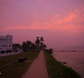 Travel to Galle