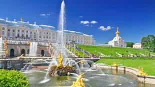 Shutterstock 113793739 Perterhof, St. Petersburg