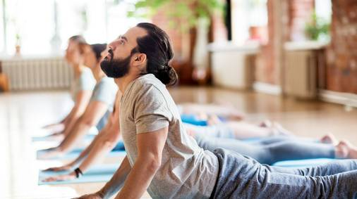 Yoga & Walking Holiday in the Isle of Wight