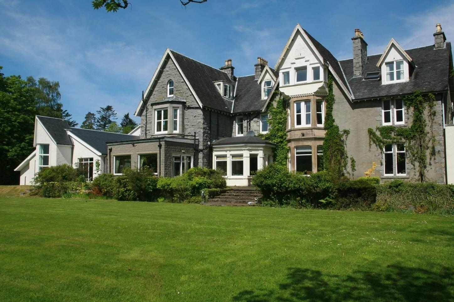 Summer holidays in Scotland