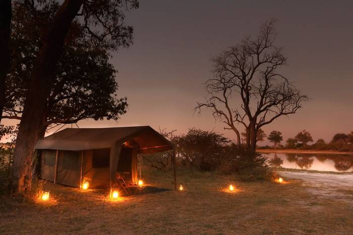 CampTent Dawn (Letaka Safaris)