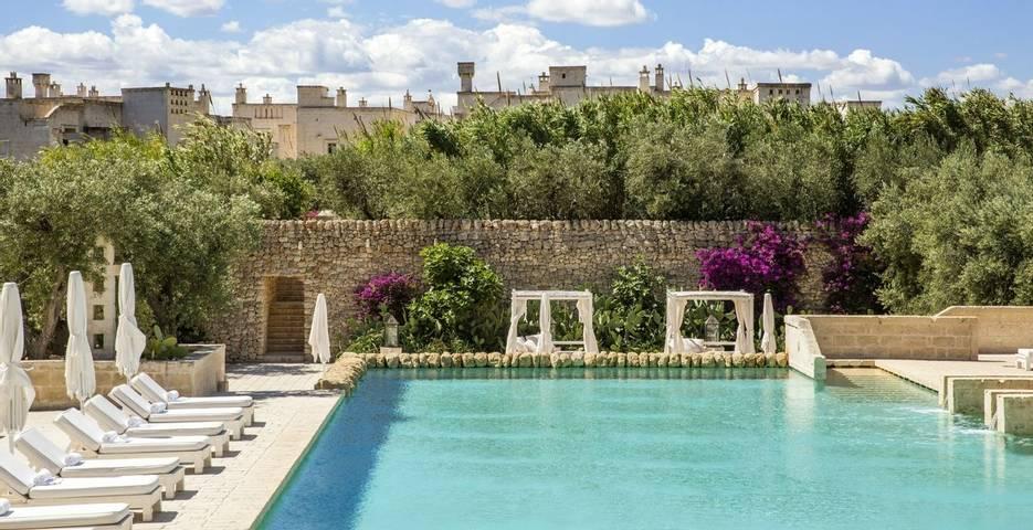 Review of Borgo Egnazia in Puglia