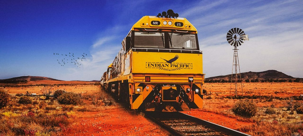 Indian Pacific & East Coast City Escape