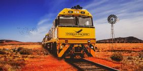 Indian Pacific & Sydney City Escape