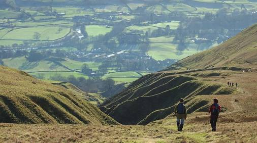 4-Night Western Yorkshire Dales Tread Lightly Guided Walking Holiday