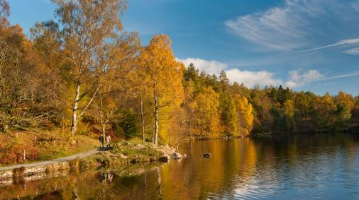 7-Night Southern Lake District Gentle Walking Holiday