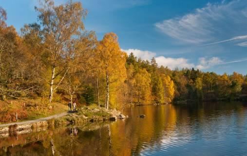 7-Night Southern Lake District Gentle Walking Holiday