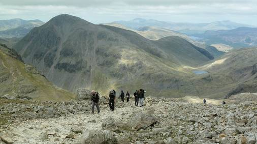 Northern Lakes Scafell Pike Challenge Holiday