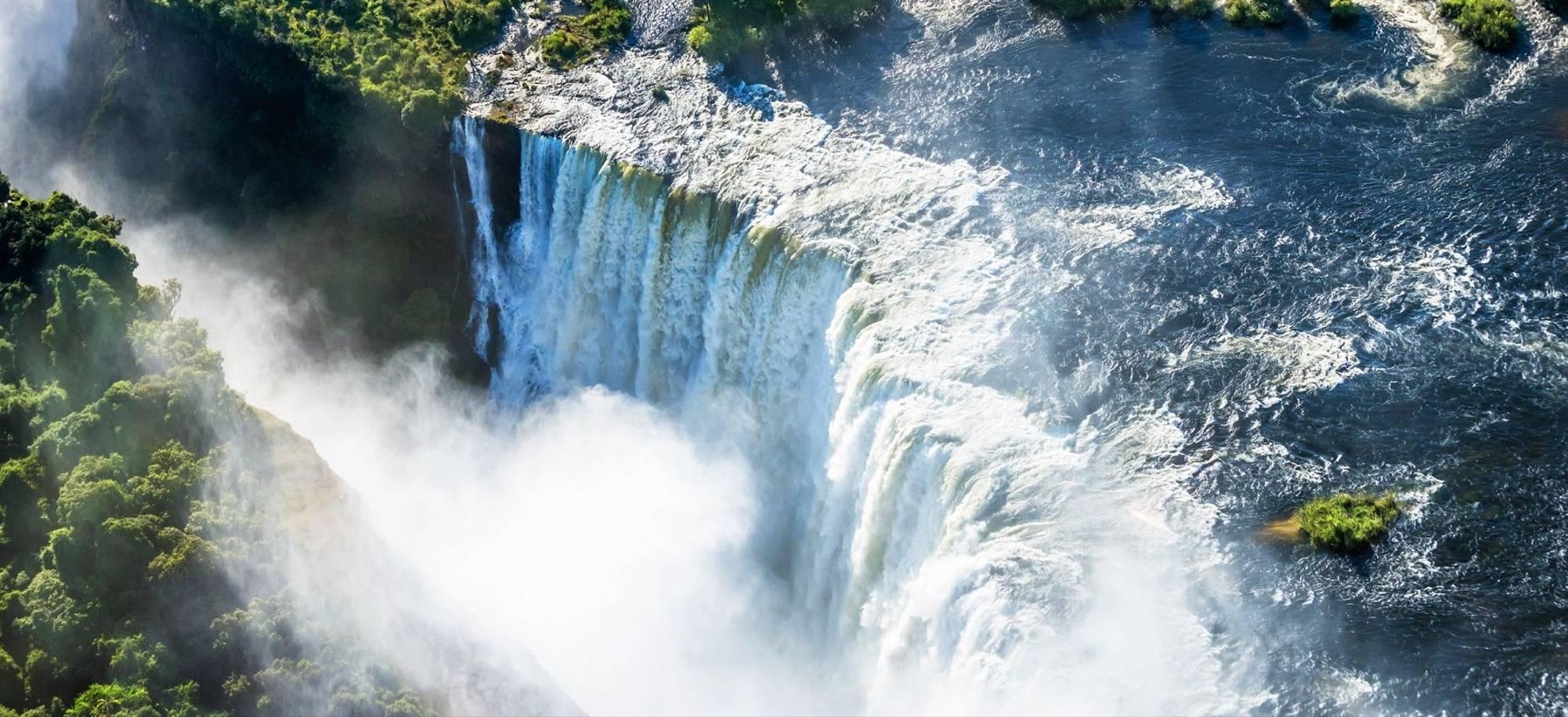 8 Day – Victoria Falls     Itinerary Desktop