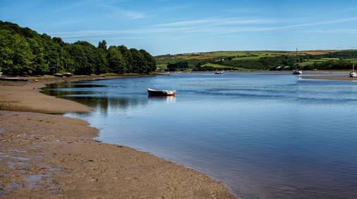 Pembrokeshire Coast Path Guided Trail Holiday