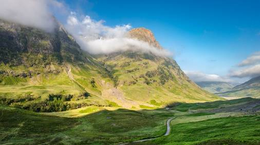 7-Night Scottish Highlands Guided Walking