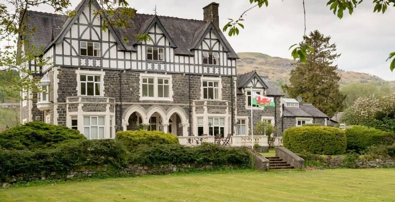 Dolserau Hall, Southern Snowdonia