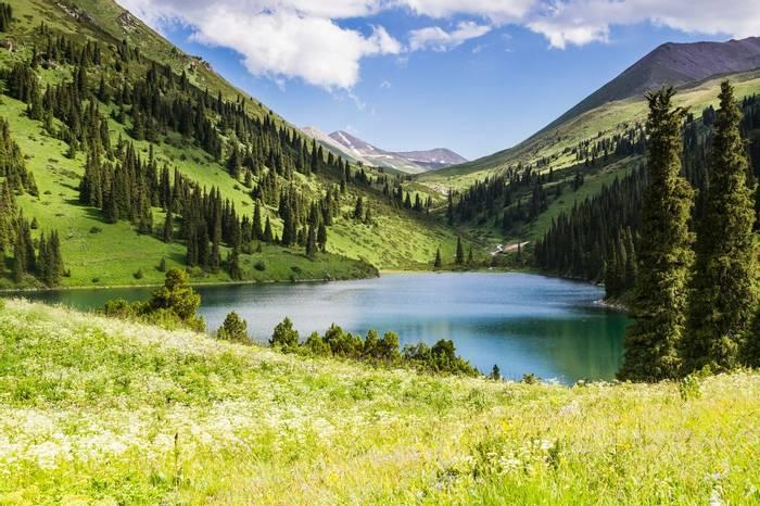 Lake Kolsai, Kazakhstan Shutterstock 312704540