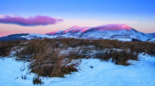 4-Night Northern Lake District Christmas & New Year Guided Walking Holiday