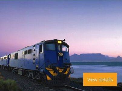 Discover African Rail Journeys