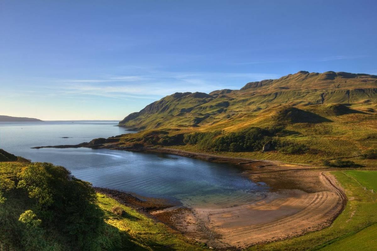 Ardnamurchan, Scotland Shutterstock 167428664