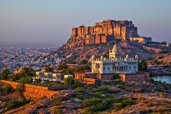 Jodhpur, (Mehrangarh Fort)