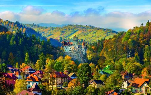 Romania Guided Walking Holiday