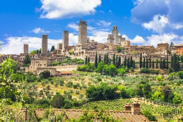 San Gimignano, Italy shutterstock_383524231.jpg