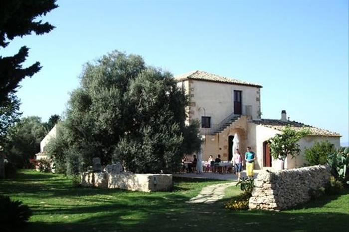 Pozzo di Mazza, our hotel in Sicily (Dave Nevitt)