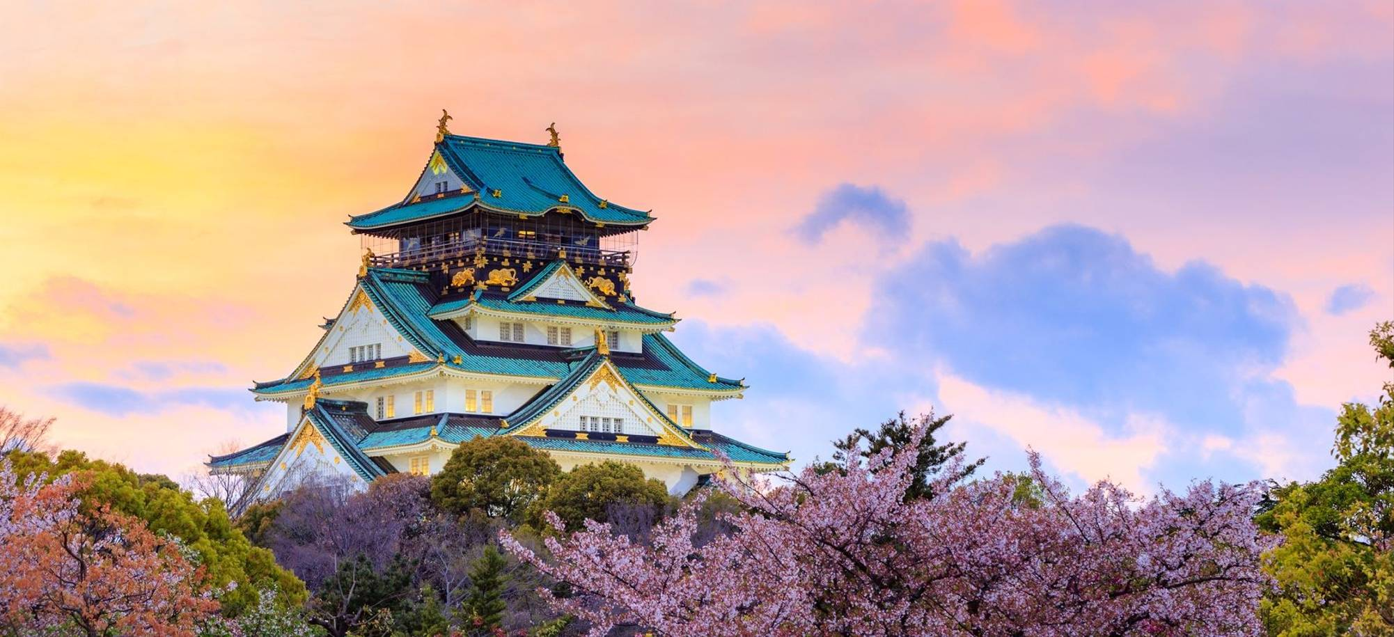 7 Day   Kobe, Osaka Castle   Itinerary Desktop