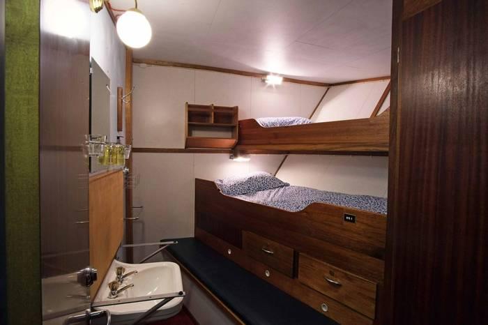 Twin Cabin on board Seahorse II