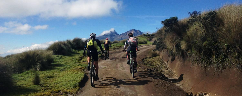 Biking Tungurahua    Credit Neotropic Expeditions